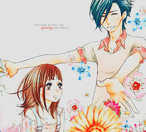 ~Anime Couples♥