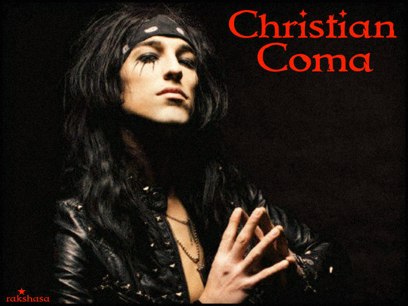 Black Veil Brides Christian Coma