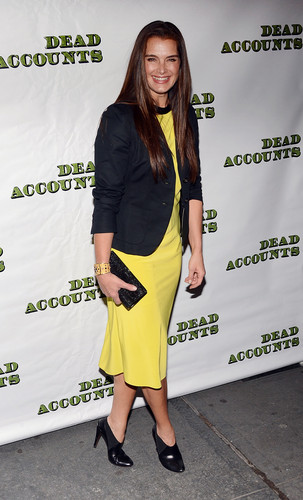 """Dead Accounts"" Broadway opening Night 2012"