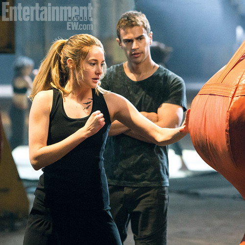 "Shailene Woodley wallpaper called ""Divergent"": Official Movie Stills"