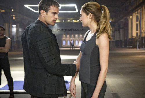 """Divergent"": Official Movie Stills"