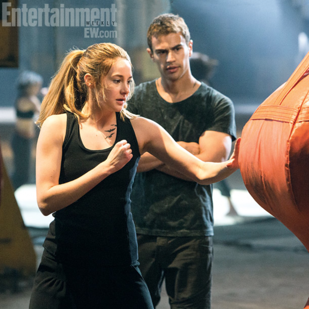Ergent still tris and four photo 34776713 fanpop