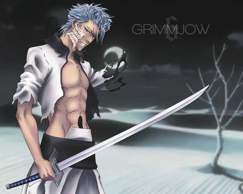 *Grimmjow*