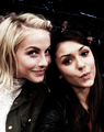 • Julianne Hough • & Nina Dobrev - nina-dobrev photo