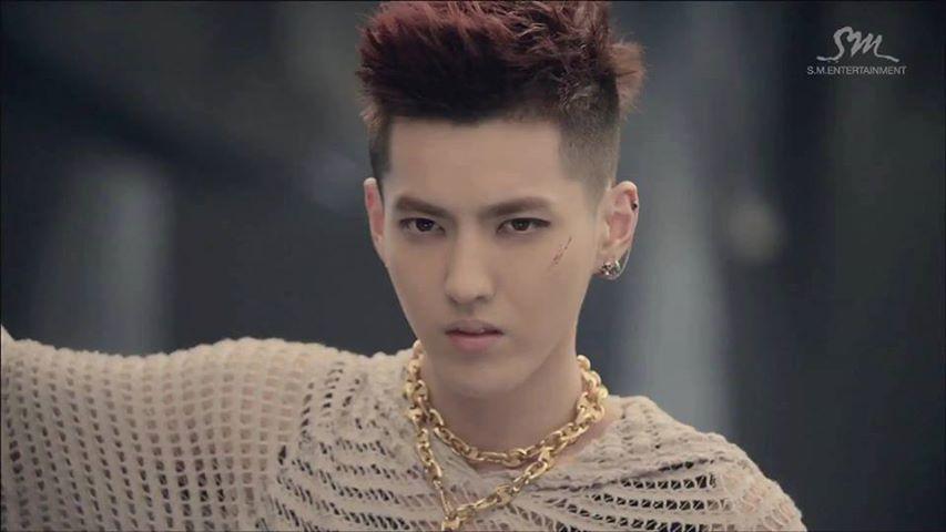 EXO-M   Kris