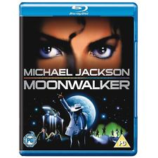 """Moonwalker"" On Bluep-Ray"