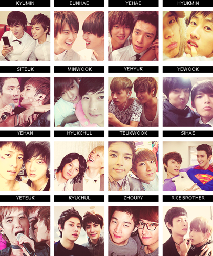 ♥ Super Junior ♥