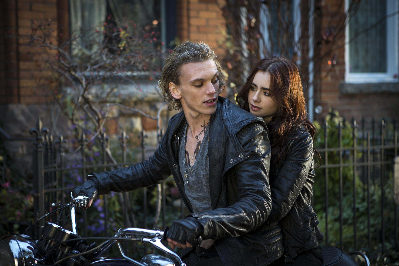Jace Wayland 'The Mortal Instruments: City of Bones' still