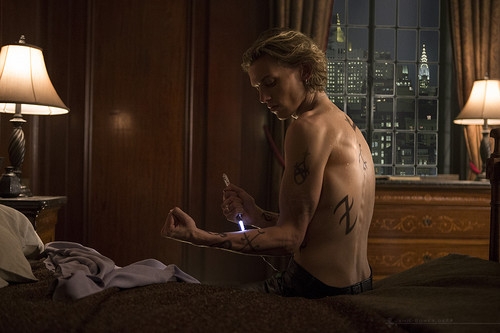 Jace Wayland wallpaper containing a living room, a family room, and a drawing room called 'The Mortal Instruments: City of Bones' still