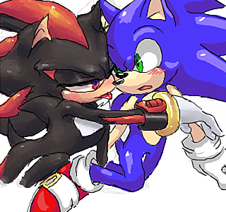 Sonadow wallpaper with anime called :.: What A Teasee . :.: