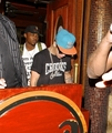 06.18.2013 Justin Leaving The Laugh Factory - beliebers photo