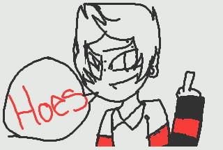 3DS doodles