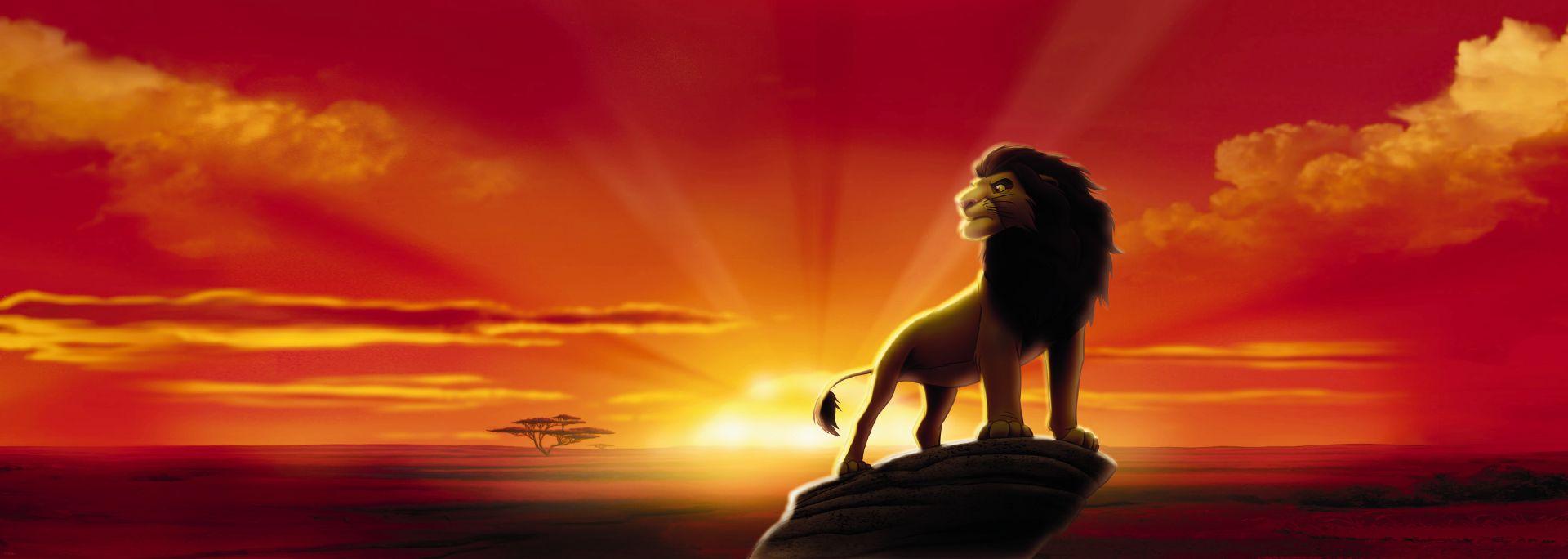 Disney Lion King Baby Room
