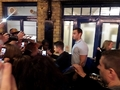 AT Stage Door (Fb.com/DanielRadcliffefanclub) - daniel-radcliffe photo