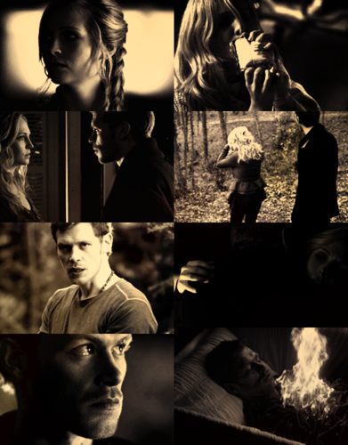 AU: After a romantic night, Caroline is kidnapped and tortured, leaving Klaus horrified.