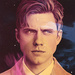 Aaron || Mr Porter's Photoshoot - aaron-tveit icon