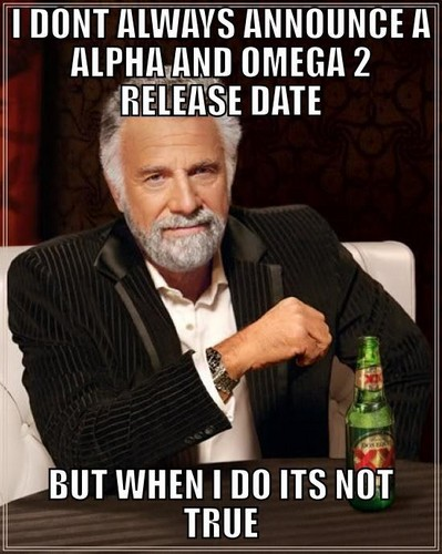 Alpha and Omega 2 release