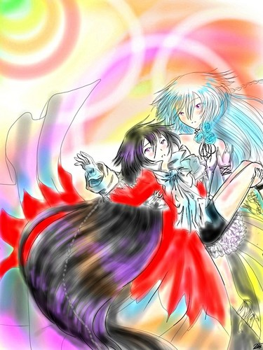 Alyss and Alice