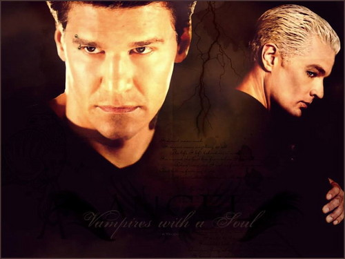 Angel & Spike