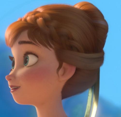 Anna Close up