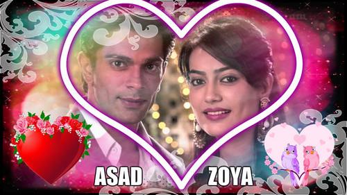 Asad love Zoya