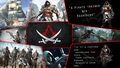 Assassin's Creed IV Blackflag پرستار Art