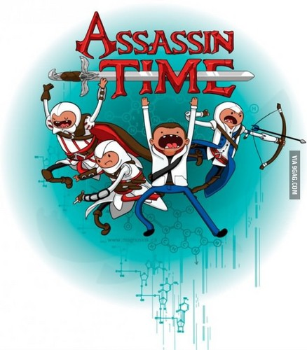 Assassin's Time with Finn