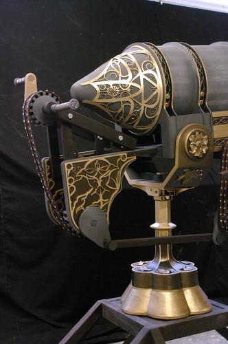 Assassins creed greek api gun adaptation
