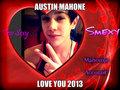Austin Mahomie - austin-mahone fan art