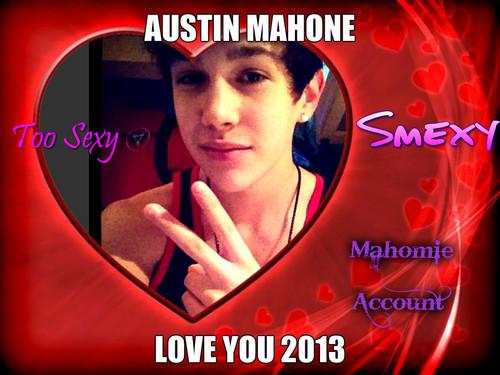Austin Mahomie