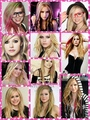 Avril L. Collage - avril-lavigne photo