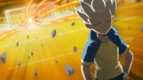 Axel Blaze!