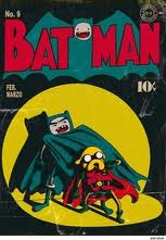 Batman Adventure Time