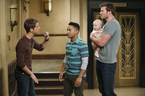 Baby Daddy Sneak Peek Photos 2.04 New Bonnie vs. Old Ben