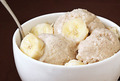 Banana Ice-Cream - ice-cream photo