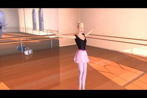 বার্বি and Kelly - Beginning Dance Prologue
