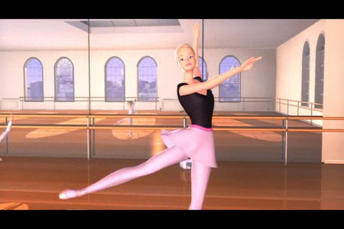 Barbie and Kelly - Beginning Dance Prologue