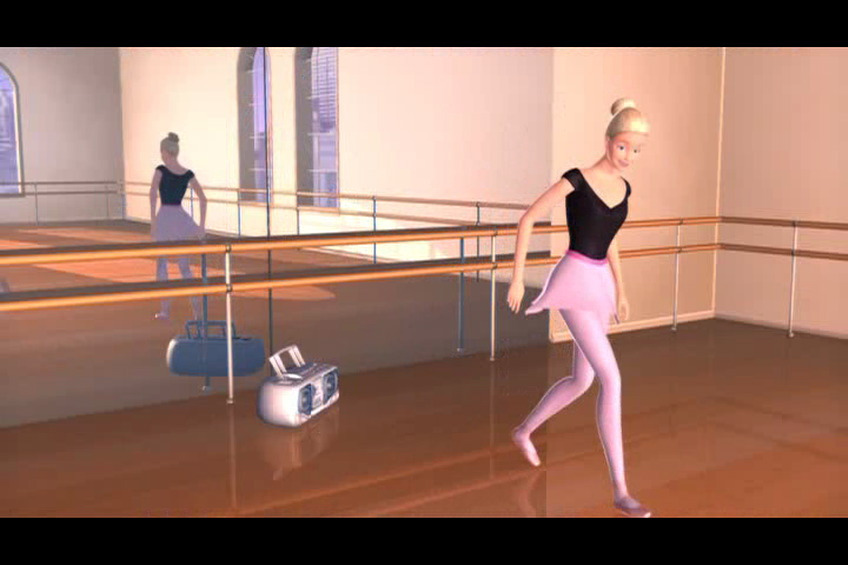barbie and Kelly - The Story of Nutcracker Prologue