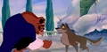 Beast and Balto - disney-crossover photo