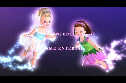 Barbie in the Nutcracker achtergrond entitled Beginning Credit