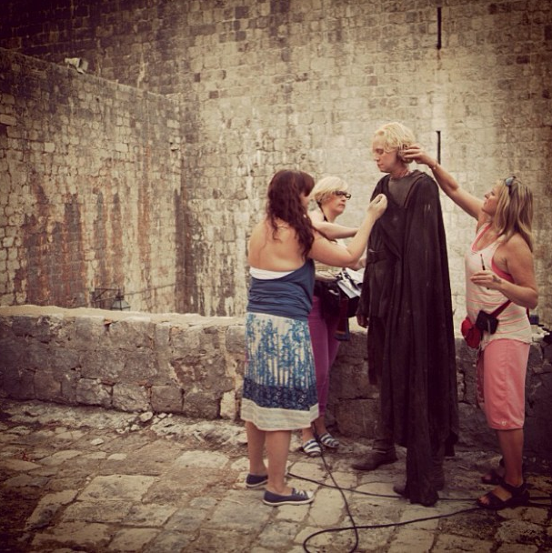 """Behind the Scenes of """"Mhysa"""""""