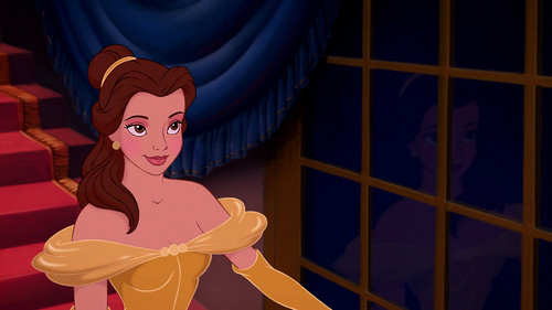 Belle's クイーン look (STAR WARS EDITION)