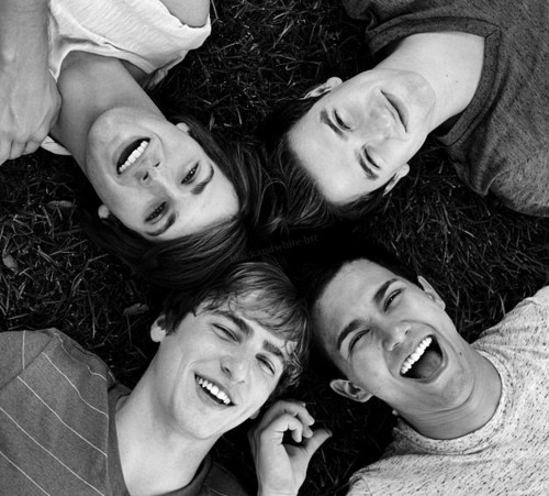 Big Time Rush! :)