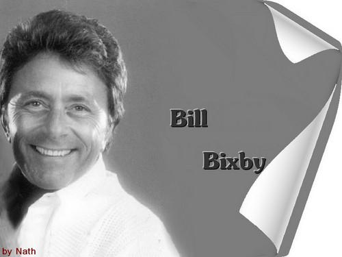 bill bixby karatasi la kupamba ukuta possibly with a jersey entitled Bill Bixby