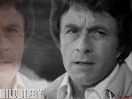 bill bixby karatasi la kupamba ukuta probably containing a portrait called Bill Bixby