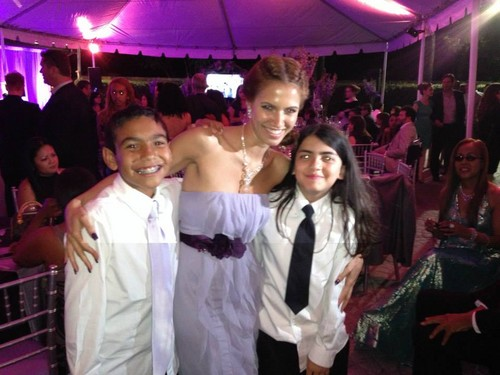 Blanket Jackson wallpaper titled Blanket at the wedding of Taj Jackson