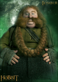 Bombur Poster fan-made - the-hobbit fan art