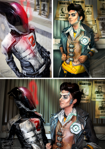 Borderlands Cosplay