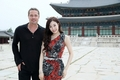 Brad Pitt & Tiffany Hwang - girls-generation-snsd photo