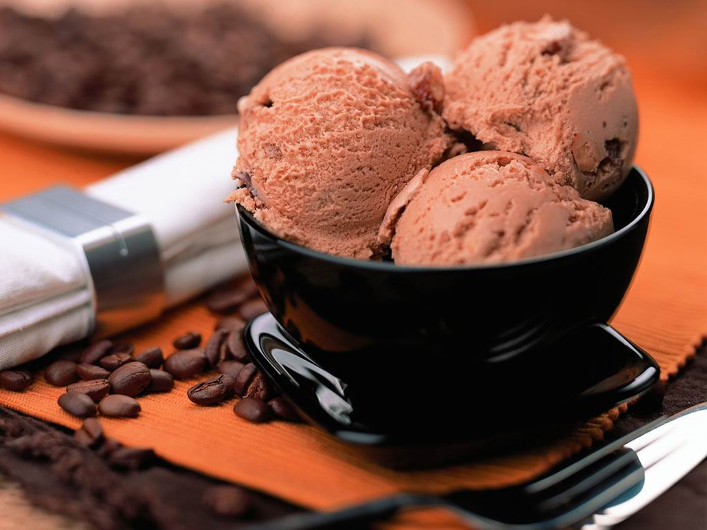 Brown Coffee Ice-Cream - Colors Photo (34733523) - Fanpop